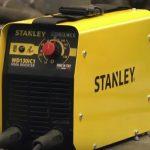 soldador inverter stanley super 180