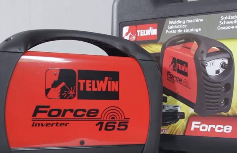 telwin force 165 opinion